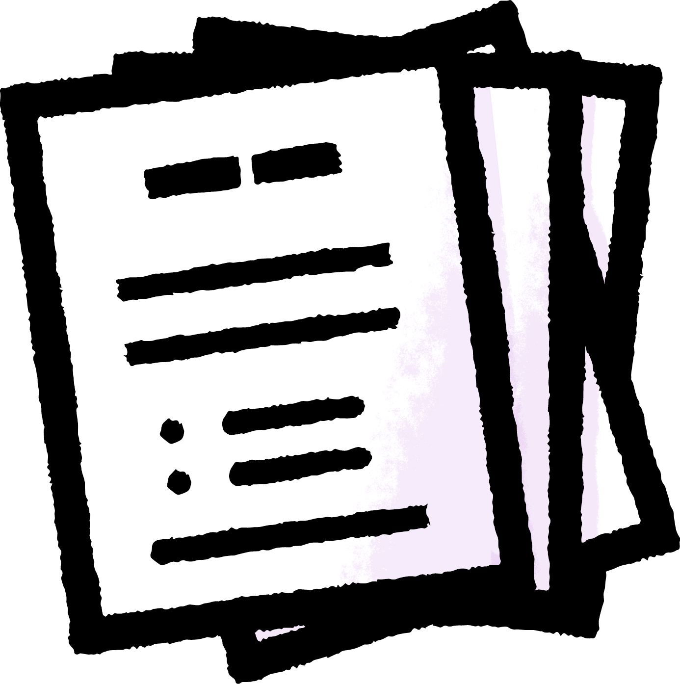 書類イラスト | かわいい無料イラスト素材